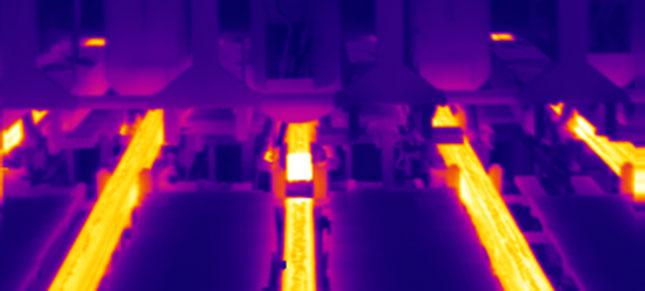 红外测温仪在炼铁厂的应用