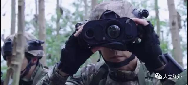 《反恐特战队之猎影》红外望远镜实力亮相