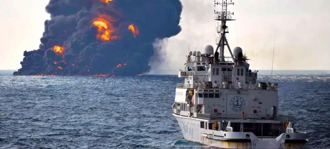桑吉轮撞船事故 — 未来将如何避免