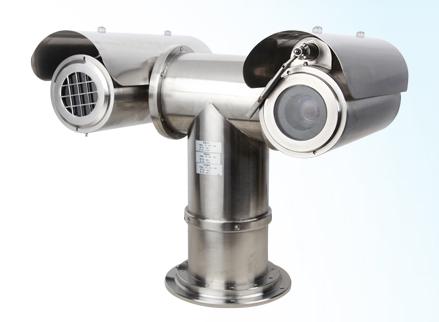 DLSC-Ex系列防爆型监控测温红外热像仪