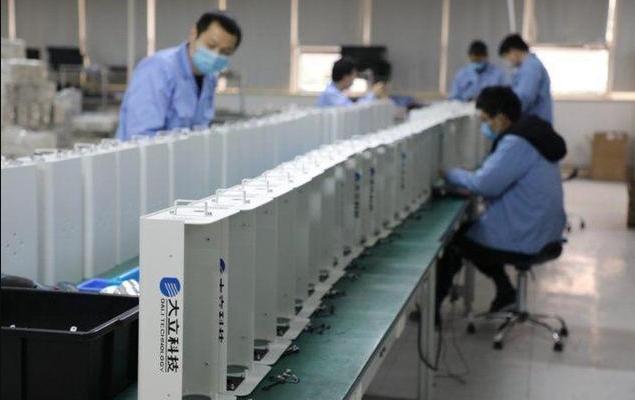 【转载】海外订单猛增,大立科技共1000多台套红外热像仪交付韩国